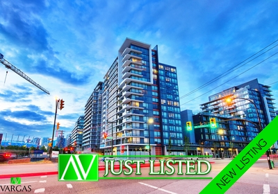 False Creek Condo for sale:  2 bedroom 982 sq.ft. (Listed 2018-06-05)