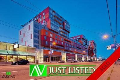 Downtown VE Condo for sale:  1 bedroom 611 sq.ft. (Listed 2018-07-23)