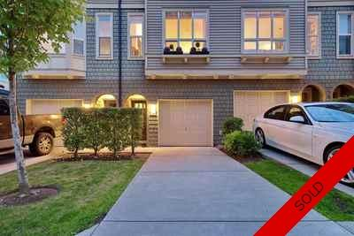 Willoughby Heights Townhouse for sale:  2 bedroom 1,200 sq.ft. (Listed 2018-08-15)