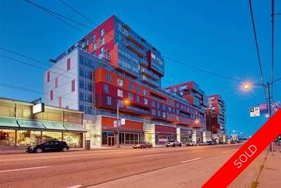 Downtown VE Condo for sale:  1 bedroom 548 sq.ft. (Listed 2019-03-07)